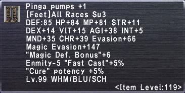 Pinga Pumps +1