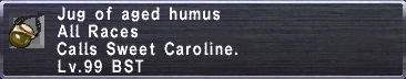 Aged Humus
