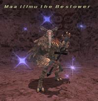 Maa Illmu the Bestower