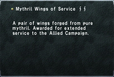 Mythril Wings