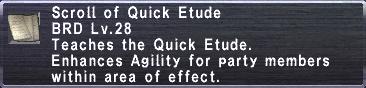 ScrollofQuickEtude