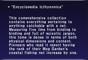 Encyclopedia Icthyonnica