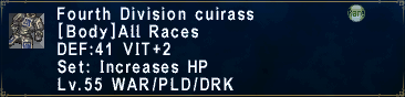 FourthDivisionCuirass