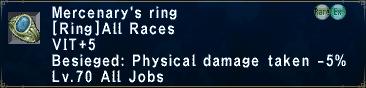 MercenarysRing