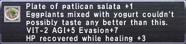 Patlican Salata +1