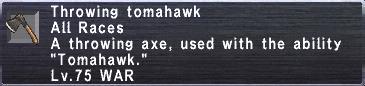 ThrowingTomahawk