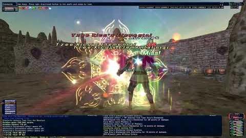 A Malicious Manifest - SCNM - Final Fantasy XI