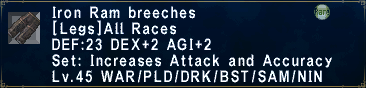 IronRamBreeches