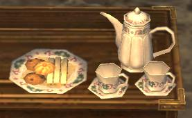 San d'Orian Tea Set