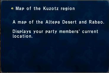 KI Map Kuzotz
