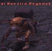 Martial Maestro Megomak