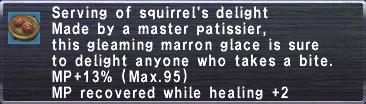 SquirrelsDelight