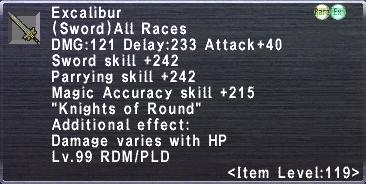 Excalibur (119)