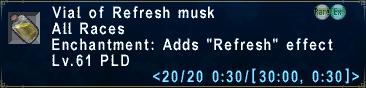 RefreshMusk