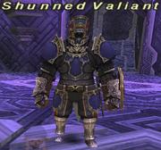 Shunned Valiant