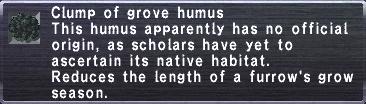 Grove Humus