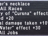 Nicander's Necklace