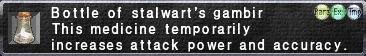 Stalwarts gambir