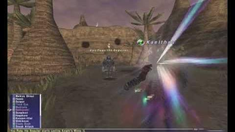 FFXI - Magian Trials - Vuu Puqu the Beguiler