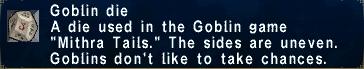 Goblin Die