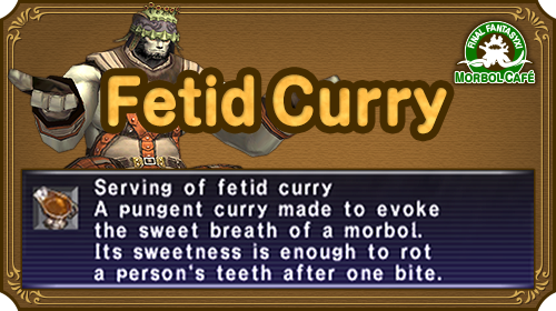 Green Festival Fetid Curry