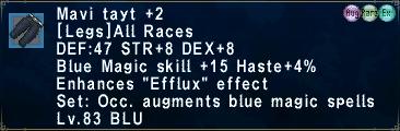 Mavi tayt+2