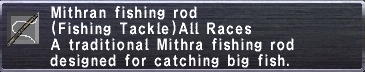 Mithran Fishing Rod