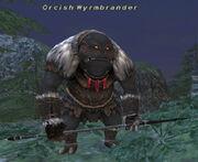 Orcish Wyrmbrander