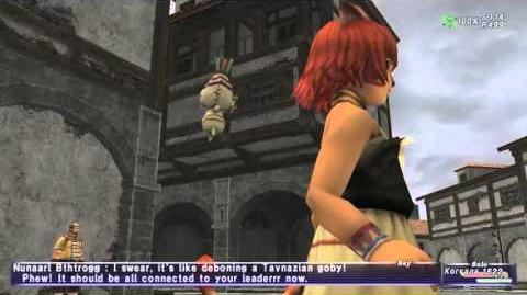 «FFXI-Movie» Unity Concord (Flaviria)