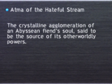 Atma of the Hateful Stream
