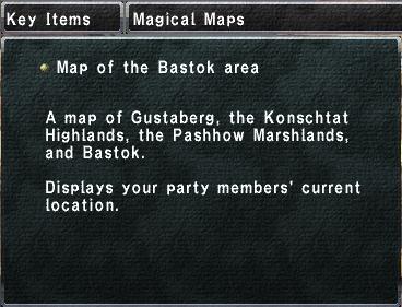 Bastok area