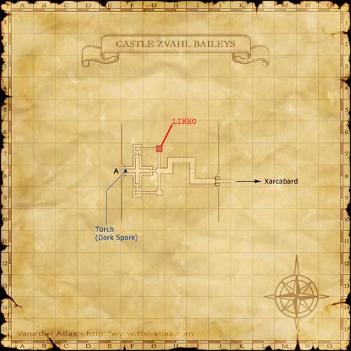 Castle-zvahl-baileys NM 2