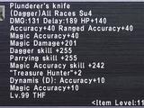 Plunderer's Knife