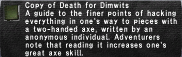 06 Death for Dimwits