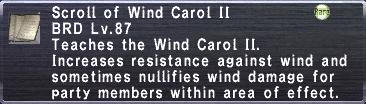 Wind carol 2