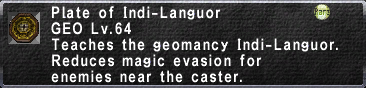 Indi-Languor