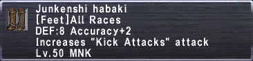 Junkenshi Habaki