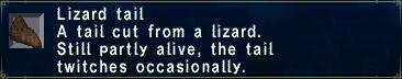 Lizard-Tail