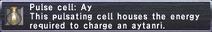 Pulse Cell Ay