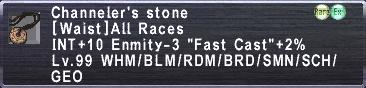 Channeler's Stone