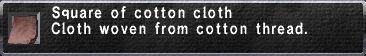 CottonCloth