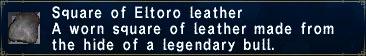 Eltoro-Leather