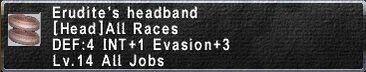 EruditesHeadband