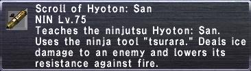 Hyoton San