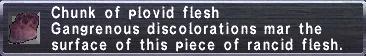 Plovid Flesh