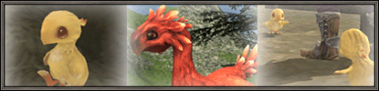 Additions and Adjustments to Chocobo Raising (09-25-2006)