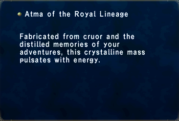 Atma Royal Lineage