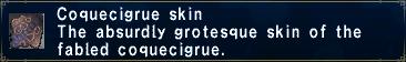 Coquecigrue skin