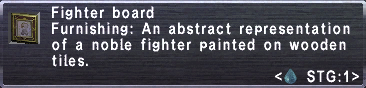 Fighter Board