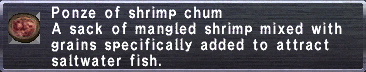 Shrimp Chum